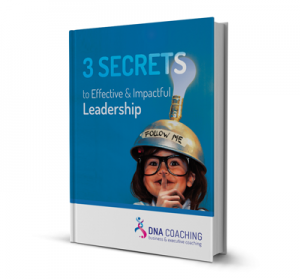 e-report, 3 secrets of effective and impactful leadership